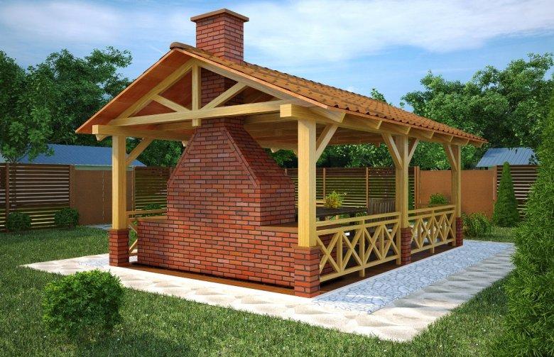 G139 Altana Ogrodowa 1286 M2 Projekt Domu Nowoczesnego