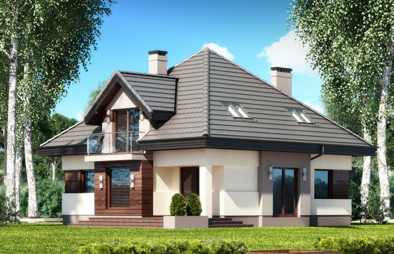 Opałek Iii N 2g 13890 M2 Projekt Domu Wielorodzinnego
