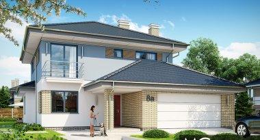 Projekty Domów Piętrowych Wycena Budowy Kreodompl Strona 1