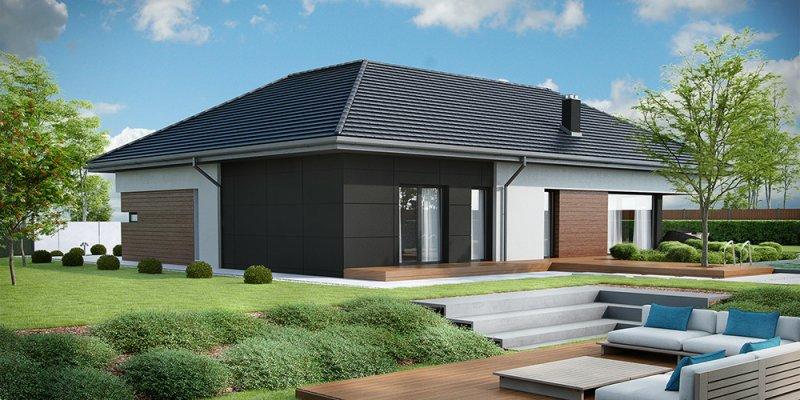 Projekt Domu Z Poddaszem Homekoncept 36 Wycena Budowy Projekty
