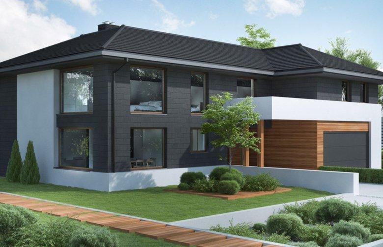 Projekt Domu Jednorodzinnego Homekoncept 40 Wycena Budowy Projekty